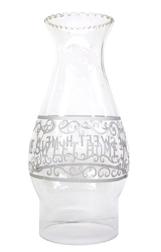 Glo Brite by 21st Century L85-06 Home Sweet Home Chimney/...