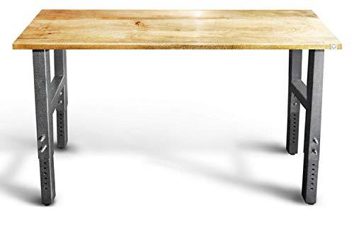 Height Workbench - Hardwood Top Workbench | 14