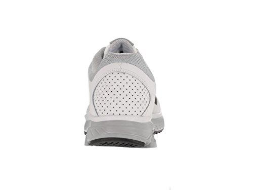 Nike Wmns Dart 12, Zapatillas de Gimnasia para Mujer White/Black/Wolf Grey