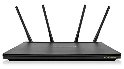 Amped RTA2600-R2 Wireless ATHENA-R2 High Power AC2600 Wi-Fi Router with MU-MIMO by Amped (Image #2)
