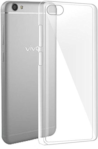best website 07719 f2e52 ZYNK CASE Transparent Back Cover for VIVO Y69: Amazon.in: Electronics