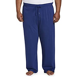 Amazon Essentials Men's Big & Tall Knit Pajama Pant fit by DXL