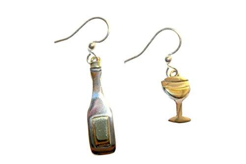 Bottle Earrings - 7