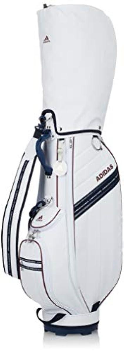 [해외] [아디다스 골프] women's 테이프 디자인 화이트 HFF91 화이트 ONE SIZE