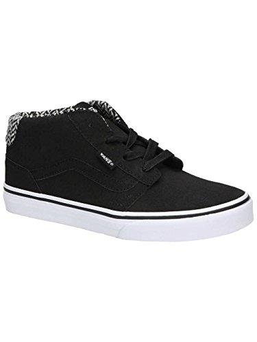 Vans Kinder Sneaker Woven Chapman Mid Sneakers Jungen Black