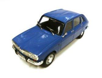 G/én/érique Renault 16 Bleue Voiture Miniature Collection 1//43 IXO R16 Car Auto
