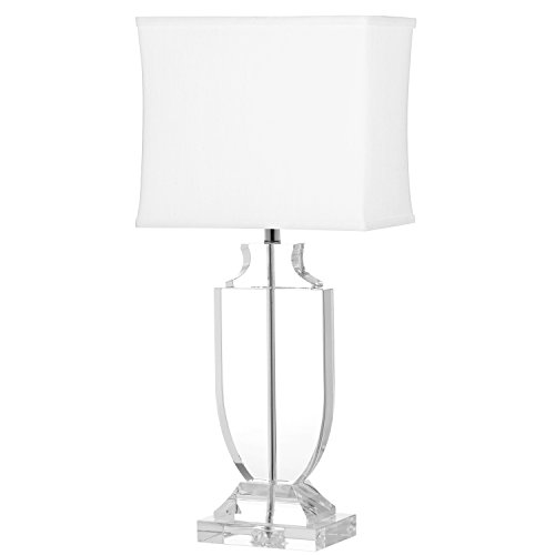 Safavieh Lighting Collection Deirdre Crystal Urn 26-inch Table Lamp