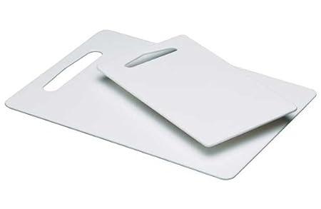Argos Value Range Plastic Chopping Boards - Pack of 2 .: Amazon.co ...