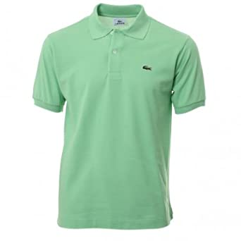 Clothing Classic Polo S11 co Lacoste Fit uk LimeAmazon N80Ovwmn