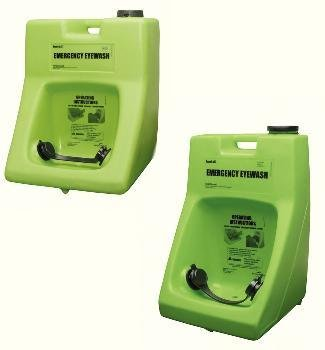 Honeywell Emergency Eyewash 32-000200-0000 Porta Stream II Emergency Eyewash Station, 16 gal by Honeywell Emergency Eyewash