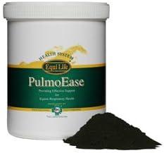 PulmoEase 1,98 kg - sienten naturales terapia alternativa a las droga para caballo pulmonar crónico enfermedades o alergias tipo libro con función de.