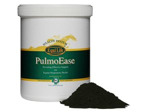 PulmoEase 1.98 kg - a natrual alternative to drug therapy for horses and poinies with allergies or chronic pulmonary disease.