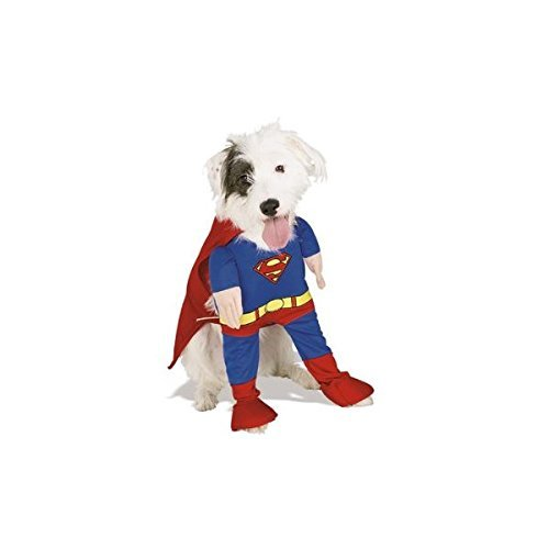 Superman Pet Pet Costume - X-Large