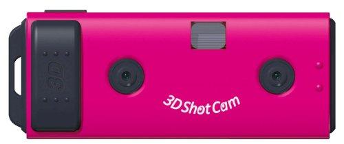 Takara Tomy 3d Shot Cam Toy Digital Camera