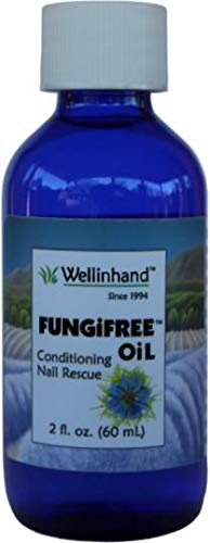 Well In Hand FungiFree Conditioning Oil Step 3 -- 2 fl oz by Well In Hand