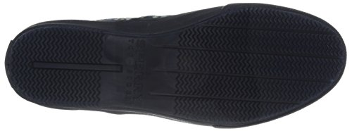 Sperry Top-Sider Mens Striper S/O Chambray Fashion Sneaker Black