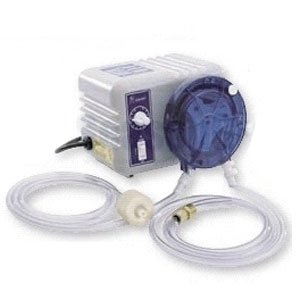 Chem Feeder - Rola-Chem 543702 Peristaltic Pump, Chlorine Feeder, 32 GPD