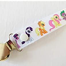 Nightmare Before Christmas Sally pacifier clip binky soother strap