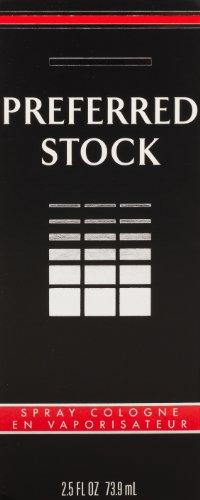 Stetson Preferred Stock Cologne Spray by Stetson Preferred Stock, 2.5 Fluid Ounce