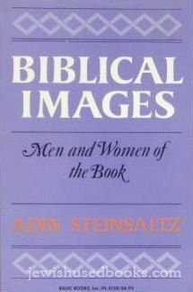 Biblical Images: Men And Women Of The Book