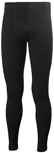 Helly Hansen Men's HH Warm Pant, Black, (Bum Bum Trousers)