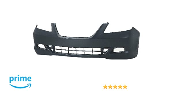 OE Replacement Honda Odyssey Front Bumper Cover (Partslink Number HO1000223)