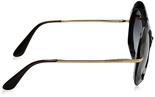Greygradient Transparent Dolce Sonnenbrille Gray Gris Gabbana DG6105 amp; Xv6xvOq0