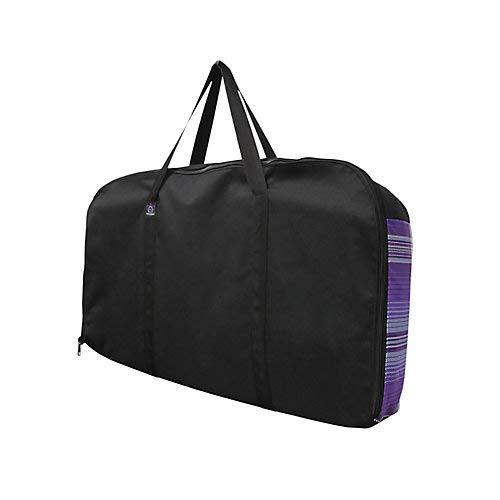 Kensington All Around Western Pad Bag Lavender Min ()