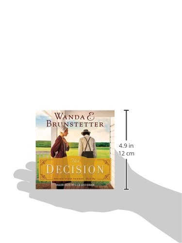 The Decision Audio (CD) (The Prairie State Friends) by Barbour Publishing Company