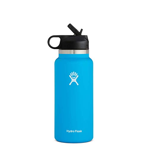 40oz hydro flask with straw lid - 1