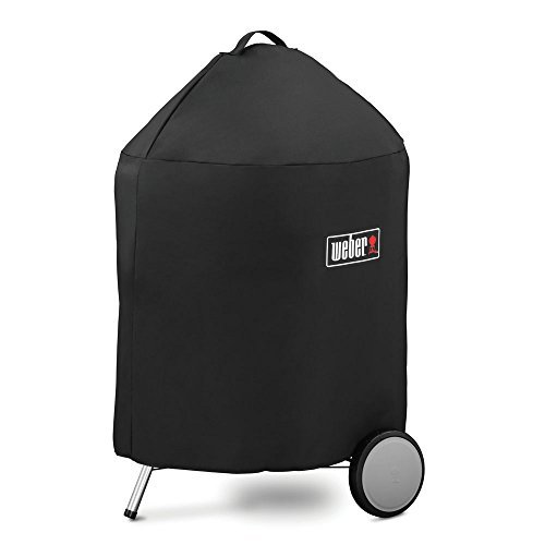 - Weber Premium 22 inch Charcoal Grill Cover