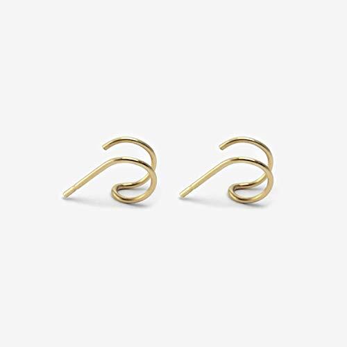 Double Cross Earrings - 8