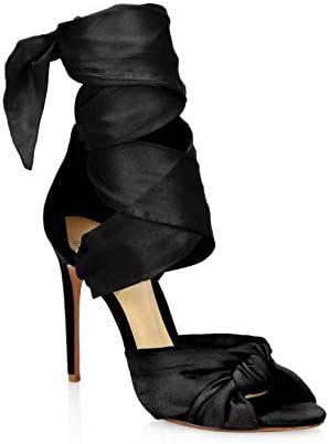 Alexandre Birman Katherine Silk Ankle