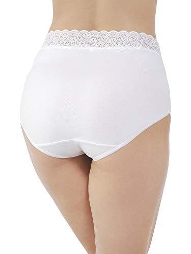 Buy vanity fair women flattering lace brief panty