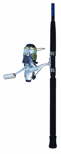 Okuma Avenger Bait feeder spinning combo (310/15, 7-Feet, Medium-Heavy)