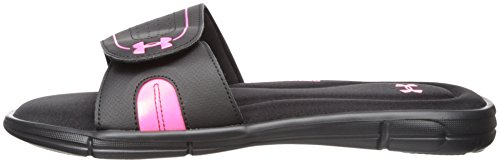 Ignite cerise Slide Black Vii Armour Sandal Under Women's qIW0fTwIg
