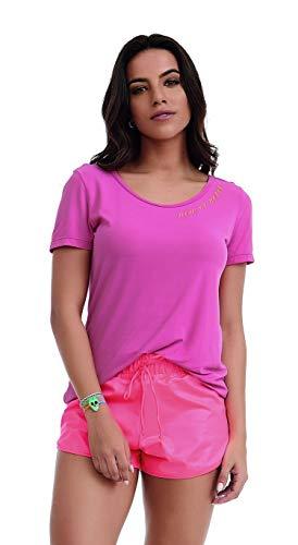 Cajubrasil T-Shirt Now Pink
