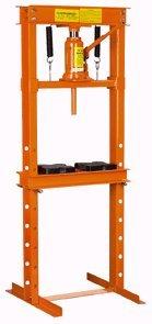 Central Hydraulics 12 Ton Shop Press