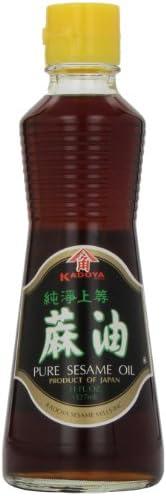 Kadoya Pure Sesame Oil Fluid Ounce, 11 Fl Oz (B3039)