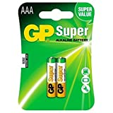 Replacement For IN-19VT7 GP AAA SUPER ALKALINE BATTERY 2PK CARDED Battery 10 PACK