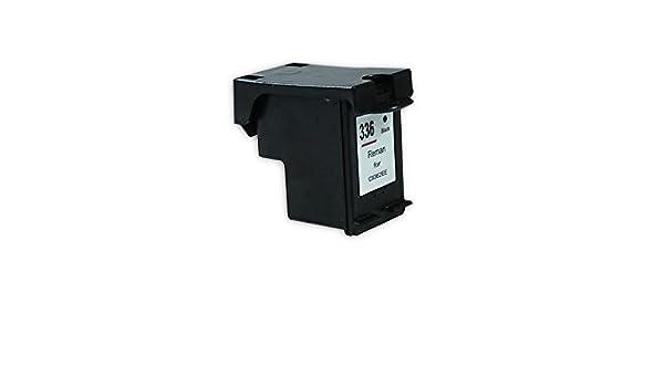 Cartucho de tinta Negro C9362EE Recambio para impresora HP ...