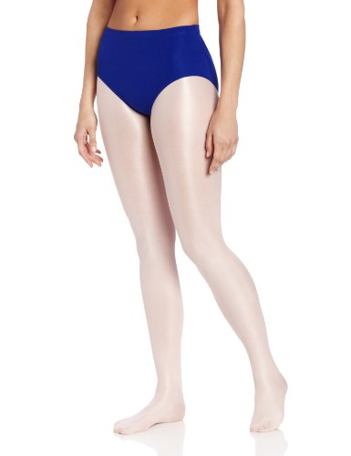 Blue Womens Underwear (Capezio Women's Brief,Royal,Small)