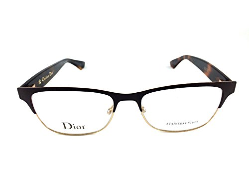 Christian Dior CD3782 0MJJ Brown/Havana/Ivory/Black Optical (Christian Dior Optical Frames)