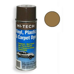 - Detail King Hi-Tech Tan Vinyl Plastic & Carpet Aerosol Dye