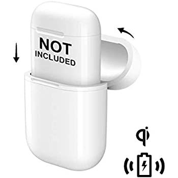 Amazon.com: Wireless Charging Case for Apple Airpods ...