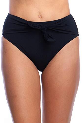 Belted Bottom Bikini Set in Australia - 2