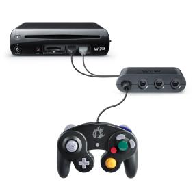 Amazon.com: Super Smash Bros. GameCube Adapter for Wii U