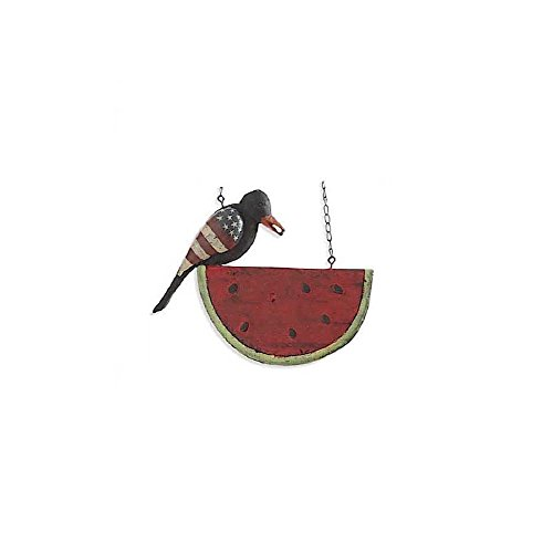 Cheap Black Americana Crow on Watermelon Arrow Replacement