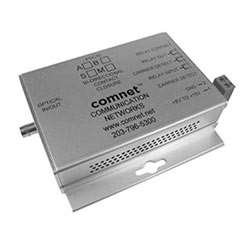 COMNET FDC10M1A Bi-directional Contact Closure Transceiver, mm, 1 - Closure Contact Directional Bi