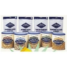 Sugar Foods Sliced Natural Almond, 25 Pound -- 1 each. by Sugar Foods